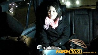 Preview 1 of FakeTaxi Young babe fucked by cabbie on backseat