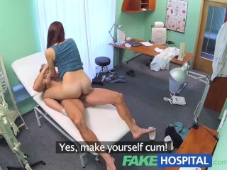 Free Amateur Boob Pics And Video FakeHospital Horny sexy slim patient wants doctors cock after catch