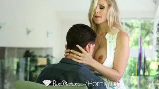 Julia dick hot milf hd loves puremature ann a big fake big