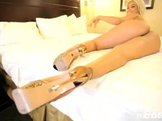Big booty white girls #6, scene 2