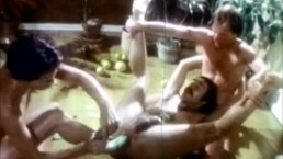 Joe Gage's Only Sex Role! Food Sex Orgy - MORNING, NOON AND NIGHT (1975)