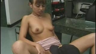 Teen slut fucked by BBC Big Black Cock
