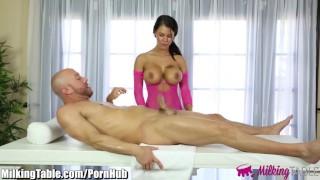 MilkingTable Peta Jensen Knows How to Blow a Cock