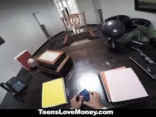 Teenslovemoney - a cash advance for slutty lola foxx