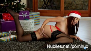 Orgasms redhead teen for holiday toys young