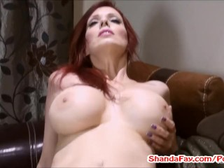 Candian Army Slut MILF Shanda Fay Gets Banged!!