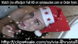 Happy Holidays For Everyone! Greetings Facial From the Goddess of Oral Love