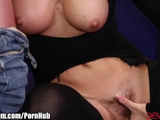 Tulisa Bj Vid Fucking, DevilsFilm Rilynn Rae Gets Cum On her Bush Babe Brunette Pornstar Teen