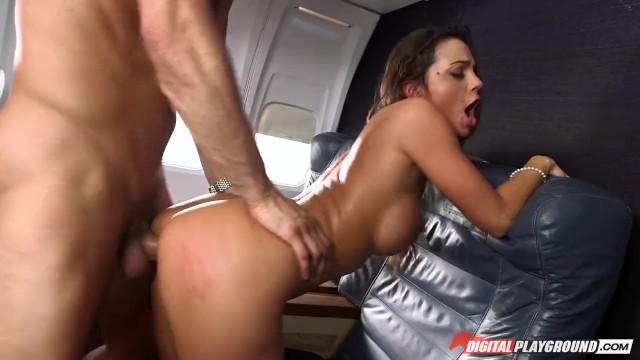 Mac sun strip Abigail mac in, dp star sex challenge
