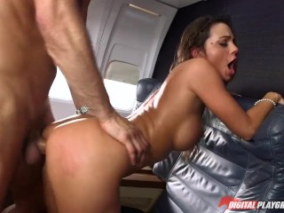 Monster Cock Ts Fucking, Abigail Mac in, DP Star Sex Challenge