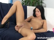 Compilation of girls who love anal toys