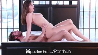HD Passion HD Holly Michaels takes a thick dick in her drenched pussy