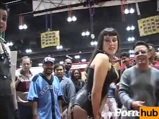 Hollywood girls going crazy #1, scene 2