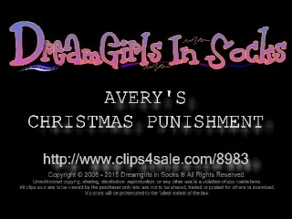 Avery's christmas punishment