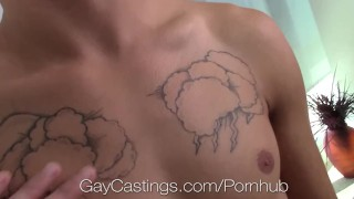 Fuck gaycastings be dicks big to wants by hd camera on newcomer gay anal