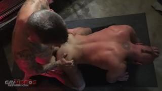 Jesse O & Toole Barebacks Chad Brock
