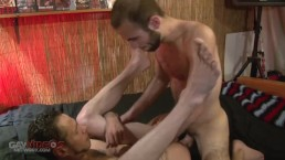 Cole Hudson And Damon Dogg Flip Fuck Bareback