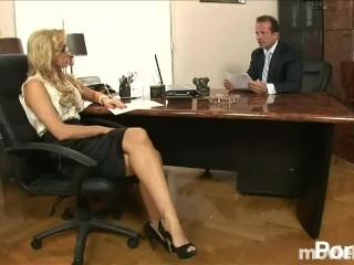 Schoolgirl takes big cock secretaries 4, scene 1 hungarian small tits blonde petite babe big t