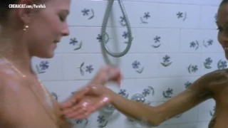 In the shower and watch porn vidio blondes lesbians 1