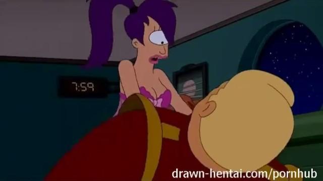 Porn leela futurama Futurama hentai - zapp pole for turanga girl