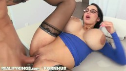 Reality Kings - Busty Milf takes young cock