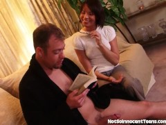 Church Girl Slut Takes It In The Ass
