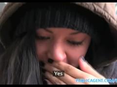 PublicAgent fucks a homeless women
