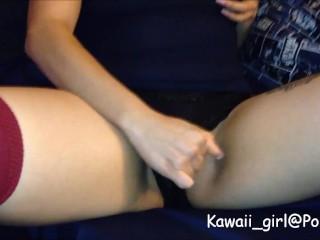 Solo fun, stretching my ass