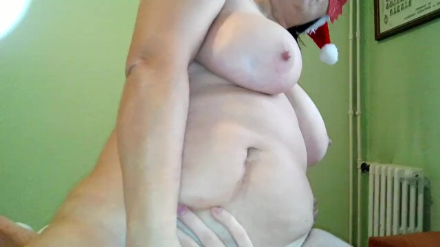 Mother Christmas sex Creampie Mom And Step Son
