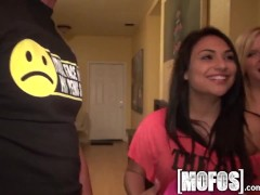 Mofos – House party turns into orgy