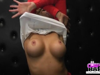Pornsites Hd Cosplay Babes Busty Heroes Cheerleader Fucks Herself, Big Tits Masturbation Role Play