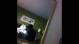 Masturbating Hard In A Hotel Part 3