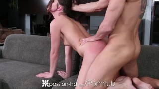 HD - Passion-HD Lily Carter ass fucked in her own hardcore movie Cumshot alinali