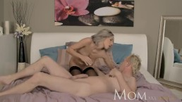 fucking 2 sisters in the butt in this threesome anal video