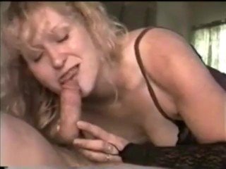 Wank It Instructions Sexy Mom Gives Husband Awsome Blowjob, Blonde Blowjob Milf Exclusive Amateurs