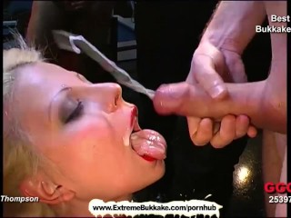 White trash amateur can barely handle the thickest bbc 7203