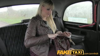 Preview 2 of FakeTaxi Milf takes it from behind