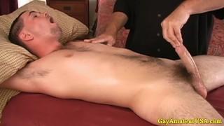 Best of Porn - Jock Dude Visits A Gay Massage Parlor