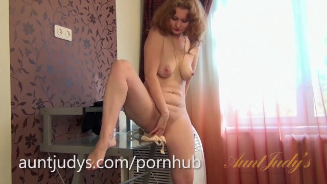 Mature angela from aunt judy - Mature mandy gives you a sensual strip tease