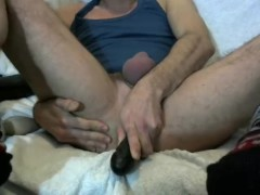 Shaving balls and playing with toys