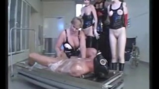 Lady Sonia Femdom Handjob Compilation  teasing slave femdom latex gloves handjob 3some compilation bondage stockings big boobs jerking blind folded mom ffm mature lady sonia
