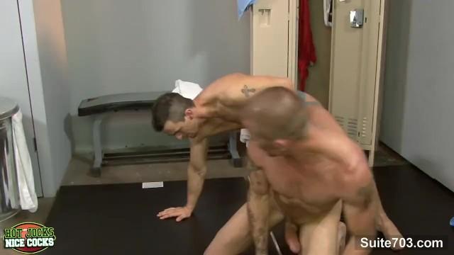 Brenn wyson gay porn - Naughty sporty jocks brenn wyson and phenix saint suck their large cocks