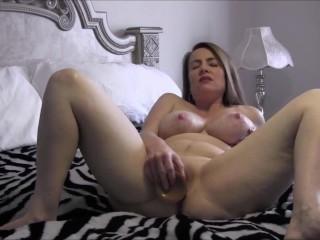 Dripping Breastmilk To Seduce Him