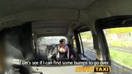 FakeTaxi Young Czech blonde takes a good British pounding