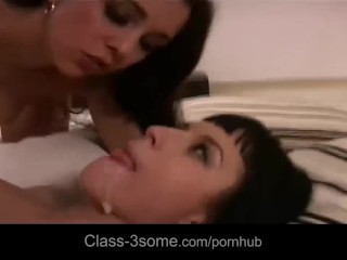 Gf Pics And Video Before After Romantic Threesome Ends With Satisfied Teens Swapping Cum, Big Dick B