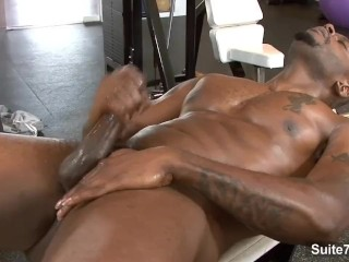 Amazing gay movie with Muscle