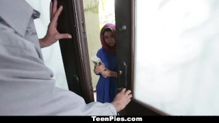 TeenPies - Muslim Girl Praises Ah-Laong Dick Blowjob reverse