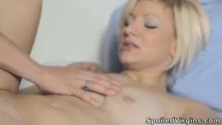 Bombshell freshly squeezed virgins natalia spoiled blonde tits cumshots