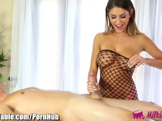 Olivia o lovely pornstar visiting