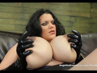 Xnxx Boobes Big Titted Angelina Castro Cocks Domination! Bbw Big Tits Fetish